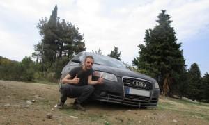 EuroTaxi driver