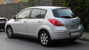 Beispielfoto Nissan Tiida