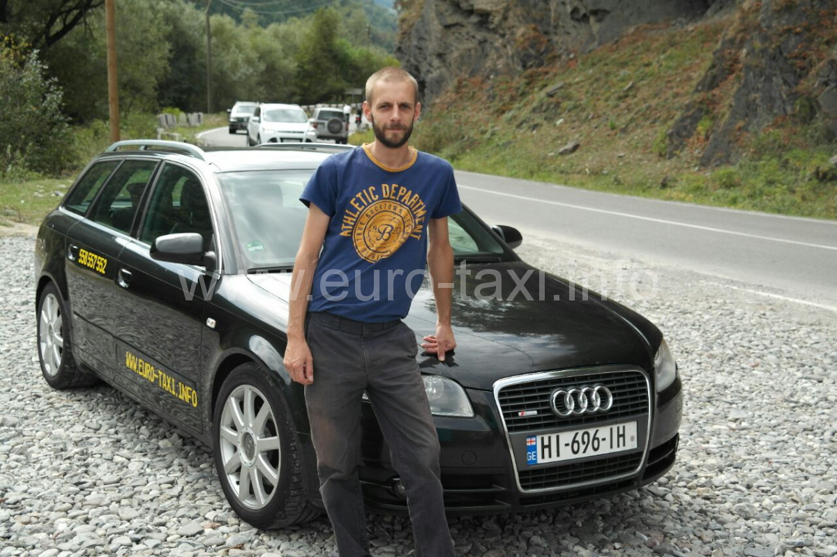 Jens and Audi